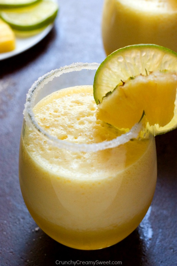 Pineapple%20Margarita%20 Fresh Pineapple Margarita