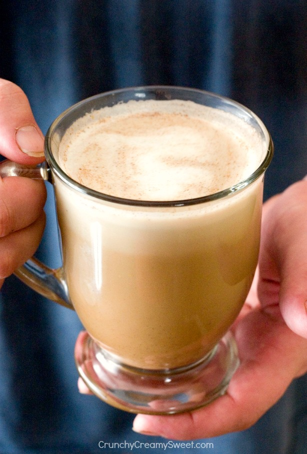 Skinny Pumpkin Spice Latte - your favorite fall drink lightened up ...