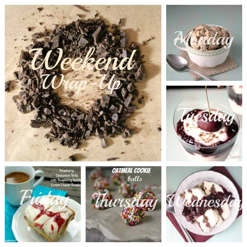 weekend wrap up july27a Weekend Wrap Up