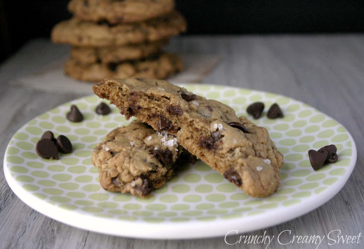 ccc alton brown 4 CCC Monday: Alton Browns Chewy Chocolate Chip Cookies