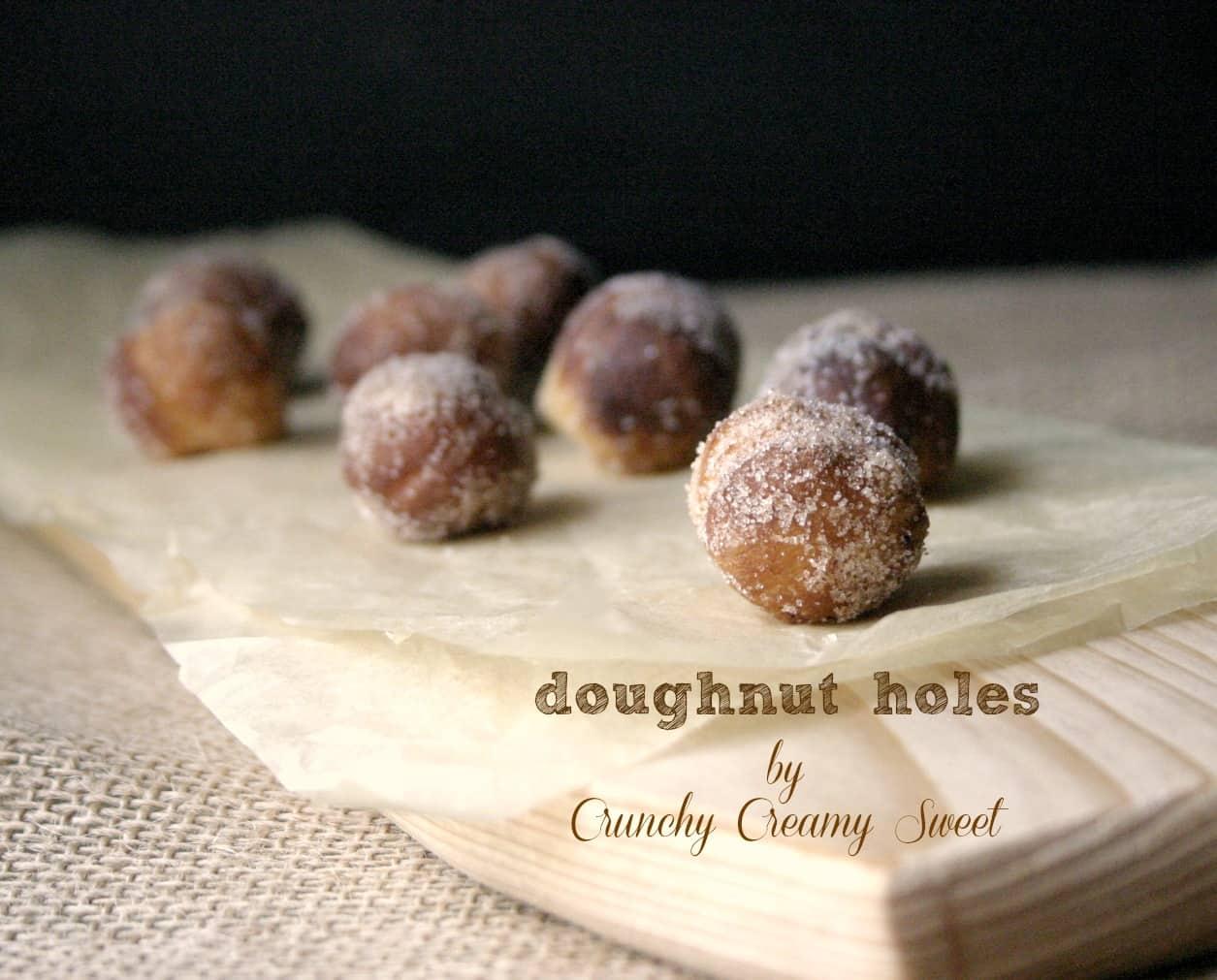 doughnut holes Doughnut Holes