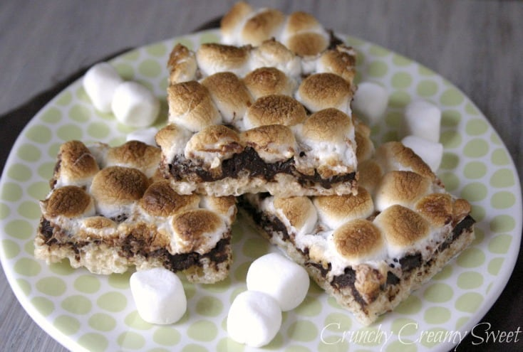 smores rk PS 2a SMores Krispies Bars