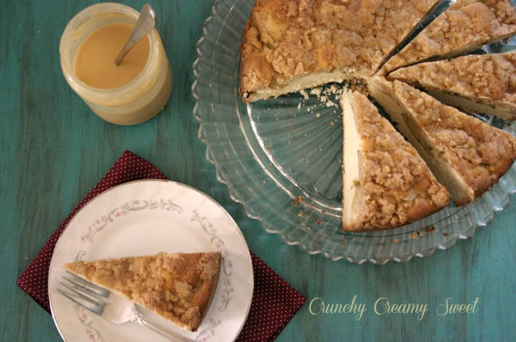 caramel apple cake Caramel Apple Coffee Cake