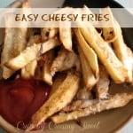 cheesy fries 150x150 Easy Cheesy Fries