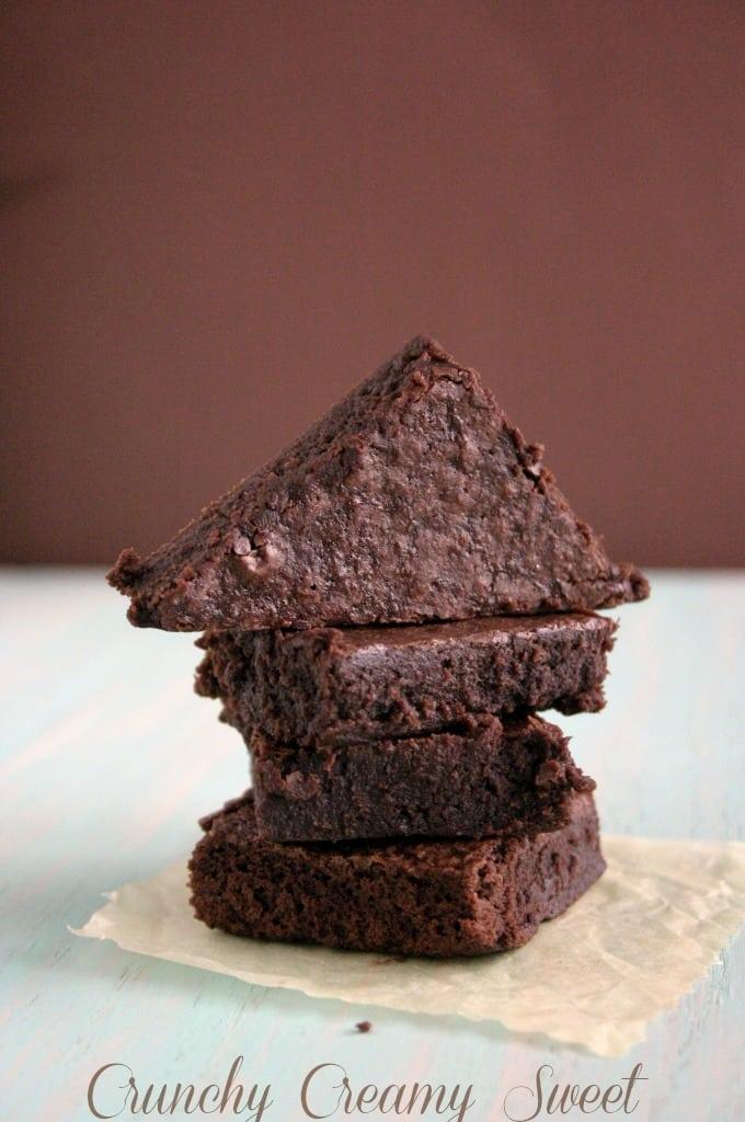 cocoa brownies 2 Cocoa Brownies
