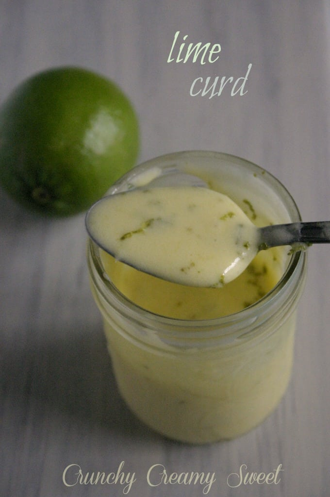 lime curd 1 Blue Ribbon Challenge { September }: Curd