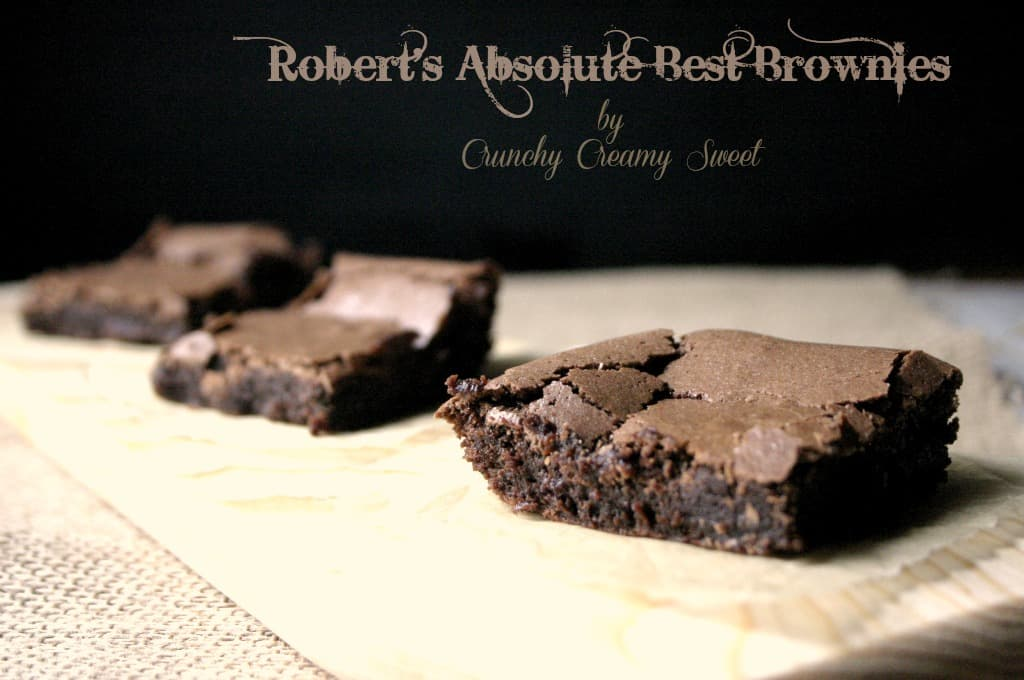 roberts absolute best brownies 1 BB Mondays: Roberts Absolute Best Brownies