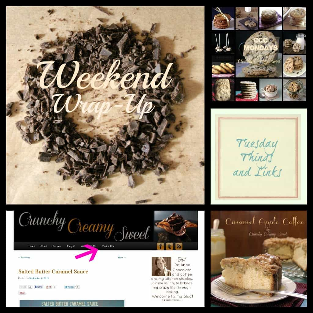 weekend wrap up sept 2 Weekend Wrap Up