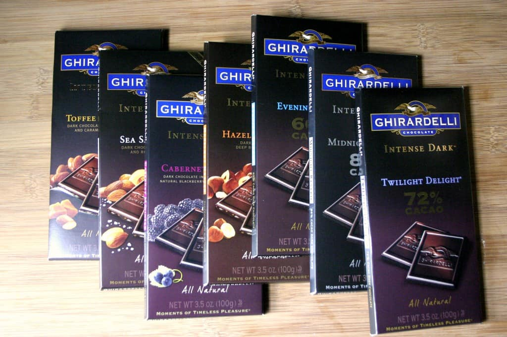 ghirardelli 31 Chocolate Getaway For Two