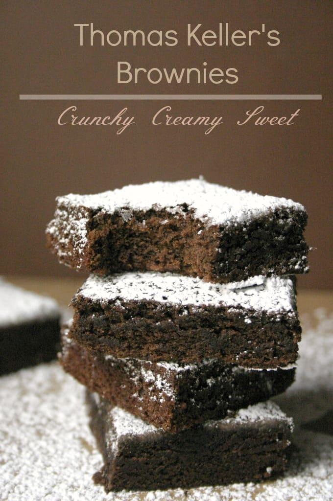kellers brownies 1 Thomas Kellers Brownies
