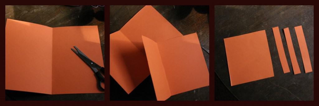 paper pumpkins collage 1 1024x341 DIY: Paper Pumpkins