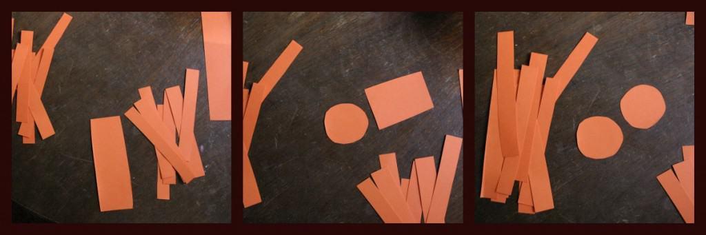 paper pumpkins collage 2 1024x341 DIY: Paper Pumpkins