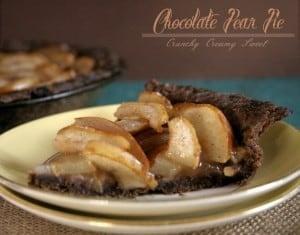 pear pie 11 300x235 Thanksgiving Desserts Round Up