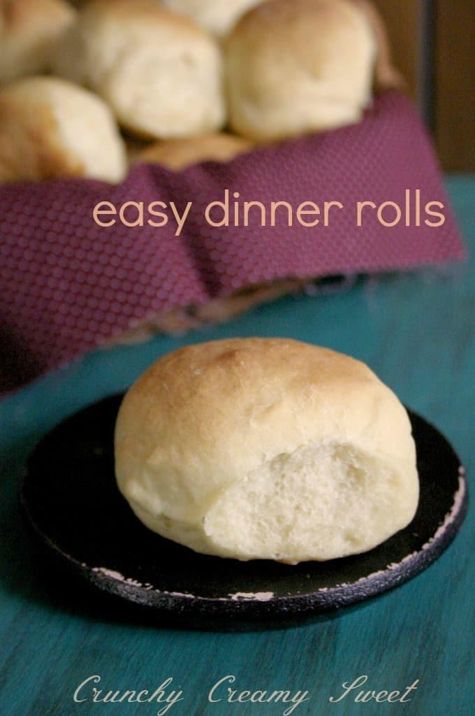 rolls 11 Easy Dinner Rolls
