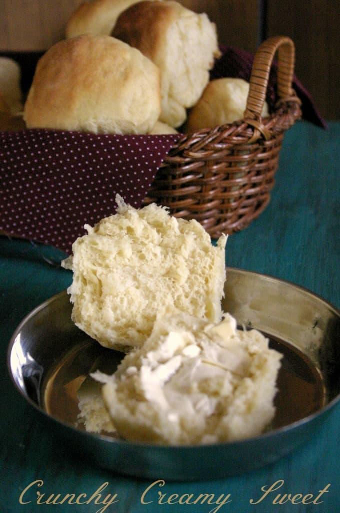 rolls 4 Easy Dinner Rolls