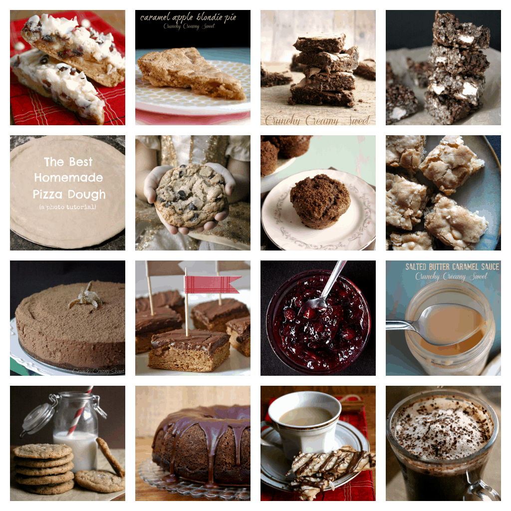 Favorite Recipes CCS 2012 Top 12 of 2012