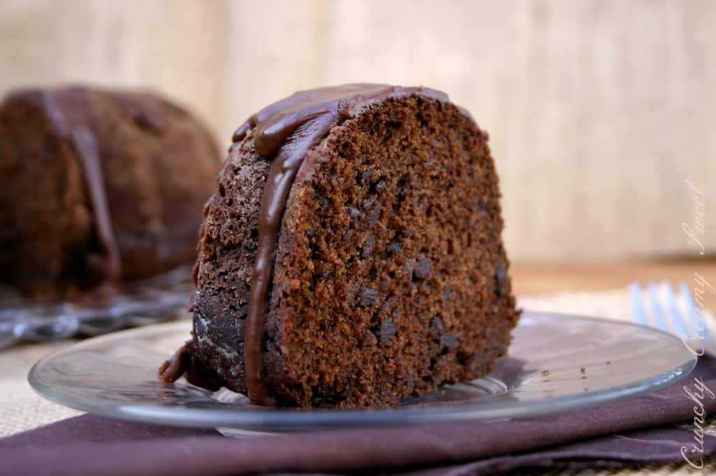 molasses bundt cake 2a Triple Chocolate Molasses Bundt Cake + GIVEAWAY!!!