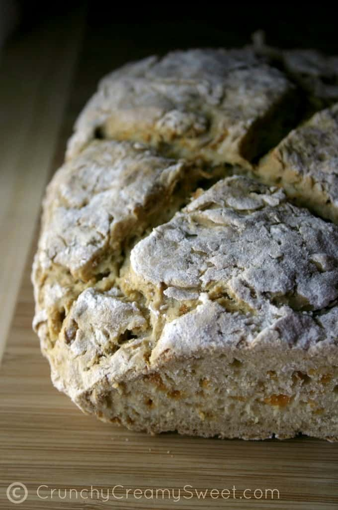 soda bread 2a Sweet Potato Soda Bread