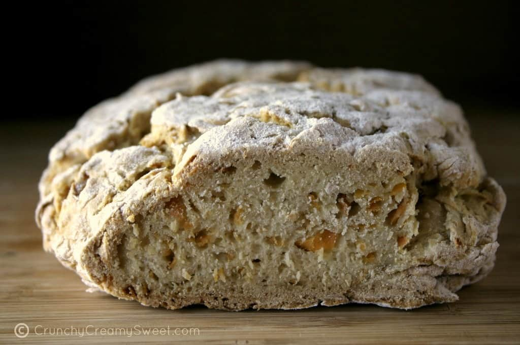 soda bread 3aa Sweet Potato Soda Bread