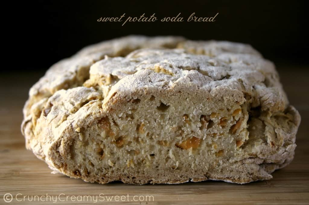 soda bread 4a Sweet Potato Soda Bread