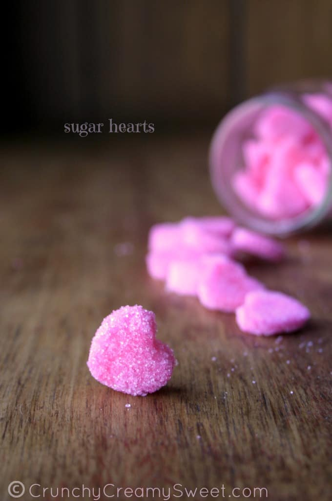 sugar hearts 1a How To Make Sugar Hearts