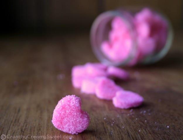 sugar hearts 4a How To Make Sugar Hearts