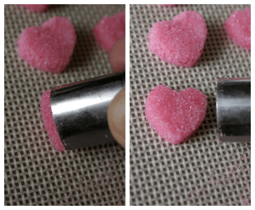 sugar hearts tut9 How To Make Sugar Hearts