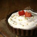 Chocolate Ganache Mini Tarts CrunchyCreamySweet.com