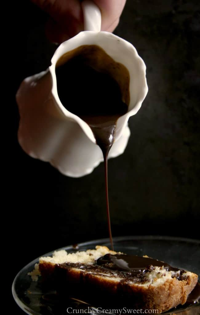 fudge sauce 3 650x1024 10 Minute Hot Fudge Sauce