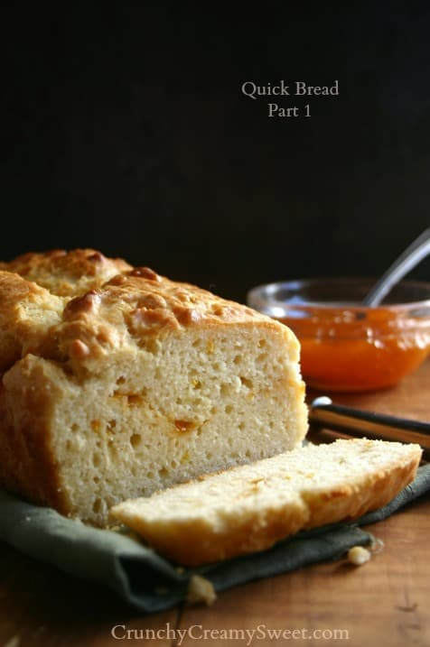 quick bread part 1 Quick Bread Part 1 {high top, big loaf}