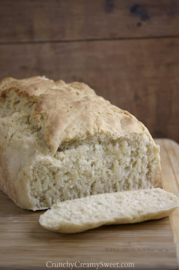 beer bread 3 3 Ingredient Beer Bread and 30 Great Sandwich Recipes