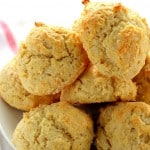 biscuits 2 150x150 Fluffy Drop Biscuits