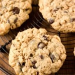 Oatmeal Raisin Chocolate Chip Cookies 150x150 Oatmeal Raisin Chocolate Chip Cookies