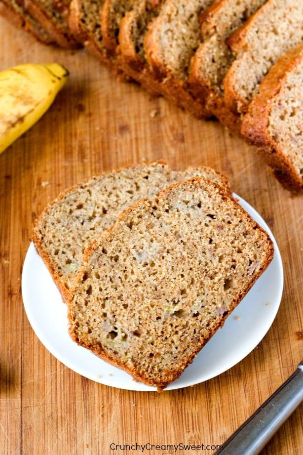 banana bread recipe card - photo #36