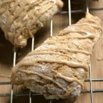 banana scones 2 150x150 RecipeGirls Banana Scones with Cinnamon Glaze & a Giveaway!