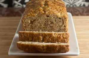 earl grey banana bread 2 300x197 What to do with over ripe bananas (recipe round up)