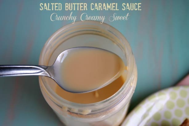 salted butter caramel sauce2 5 Ice Cream Toppings You Should Make at Home