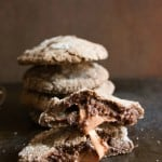 caramel filled chocolate sugar cookies 1 150x150 Caramel Filled Chocolate Sugar Cookies Recipe