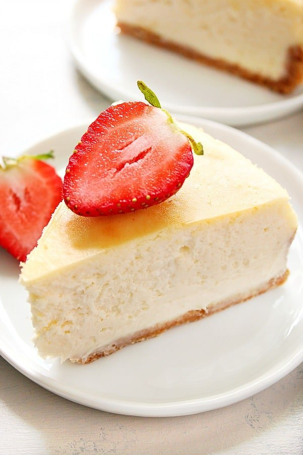 perfect cheesecake B Perfect Cheesecake