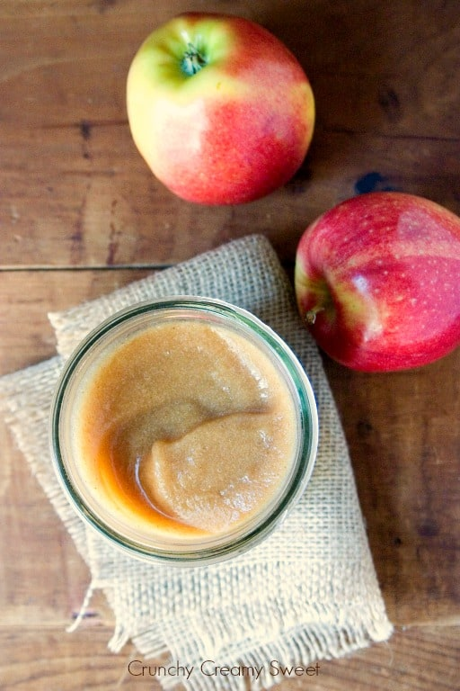 apple butter 1a Blender Apple Butter Recipe