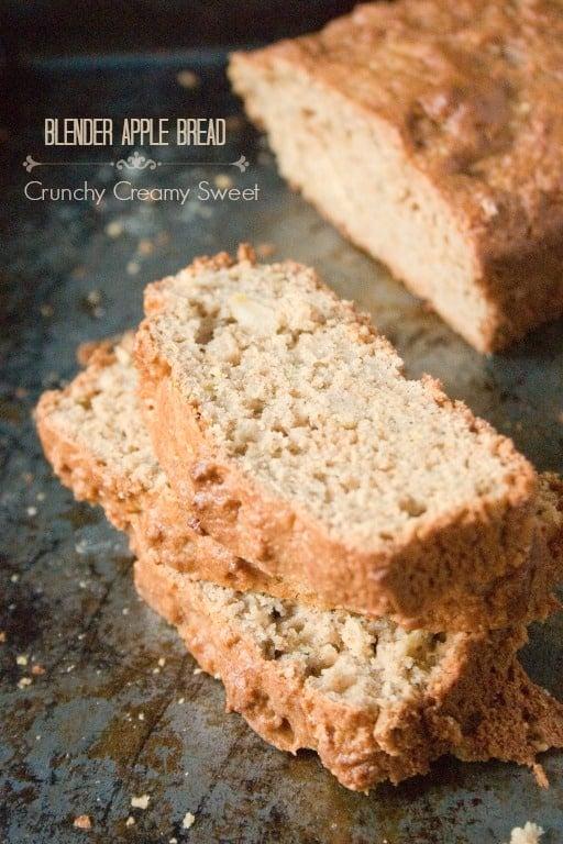 blender apple bread 4a Blender Apple Bread Recipe