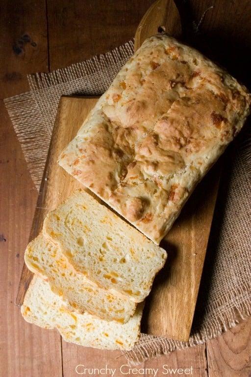 cheese bread 1 Quick Cheese Bread Recipe
