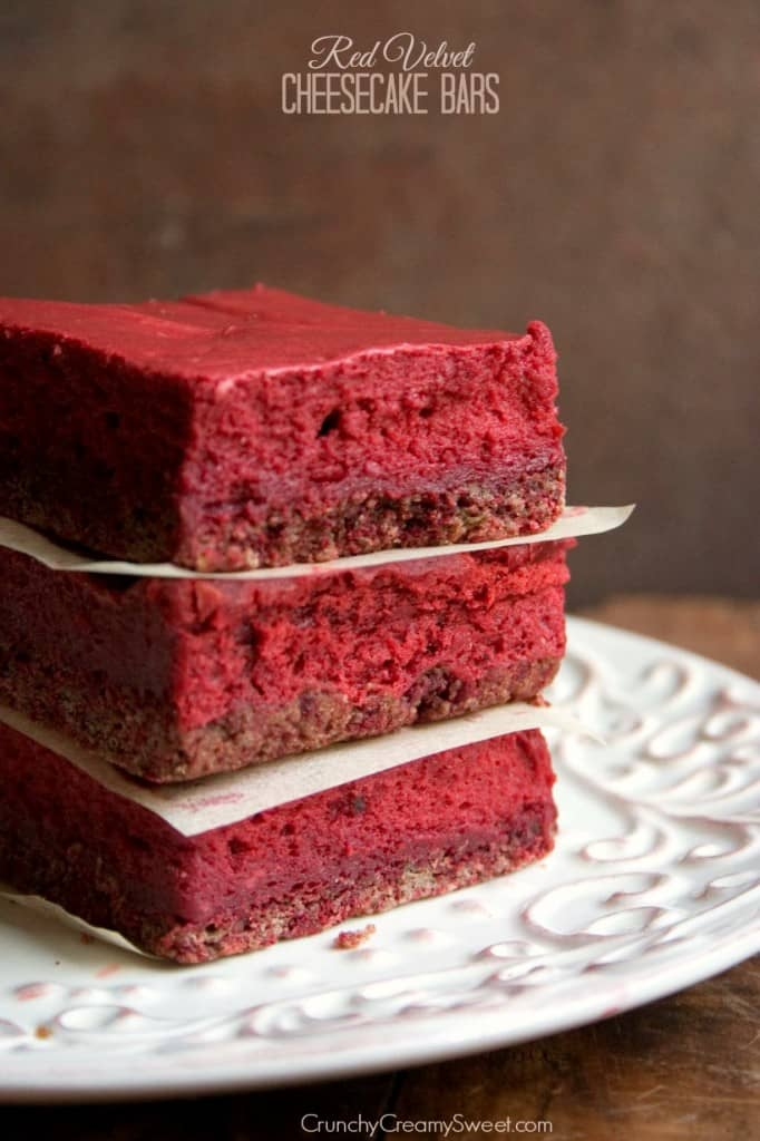 Red Velvet Cheesecake Bars 682x1024 Red Velvet Cheesecake Bars Recipe