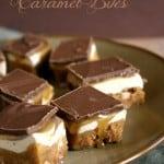 caramel bites 11 150x150 Nutty Nougat Caramel Bites