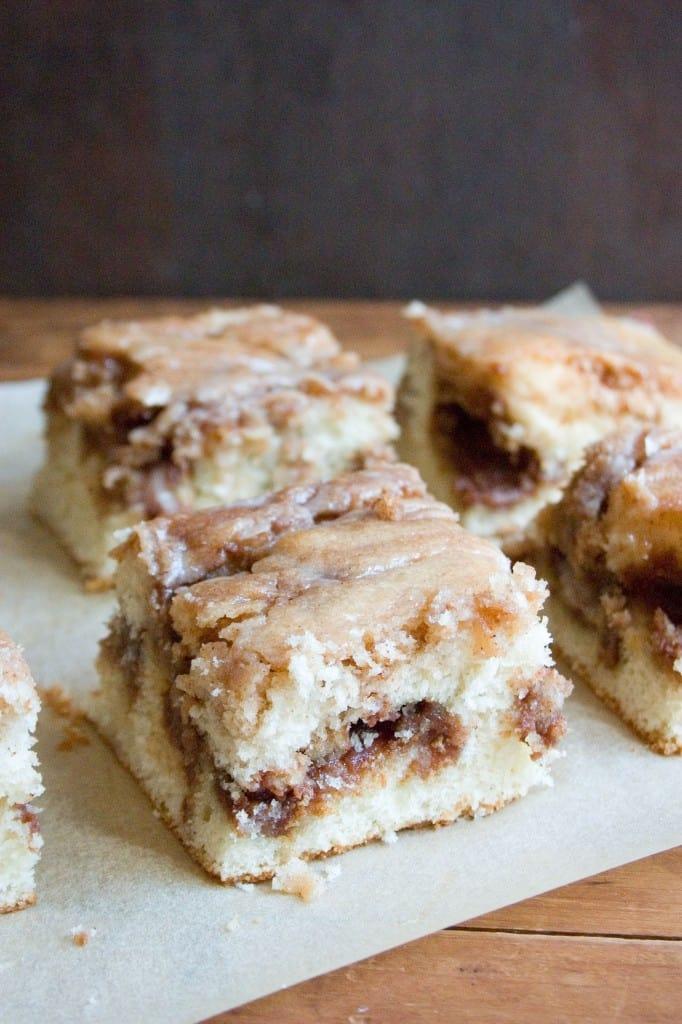 Cinnamon Roll Cake Recipe With Cake Mix