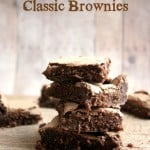 classic brownies 150x150 Brownies and Bars