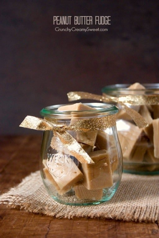 peanut butter fudge recipe Peanut Butter Fudge Recipe and a Giveaway!