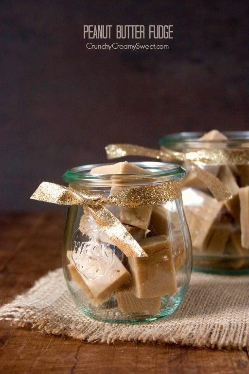 peanut butter fudge recipe Peanut Butter Fudge Recipe and a Giveaway!