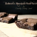 roberts absolute best brownies 1 150x150 Brownies and Bars