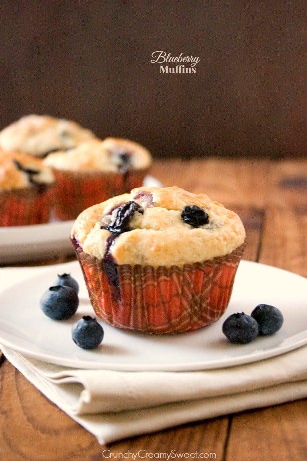 Blueberry Muffins 2 Blueberry Muffins Recipe